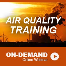 Air Quality Training