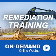 Remediation Training