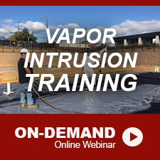 Vapor Intrusion Training